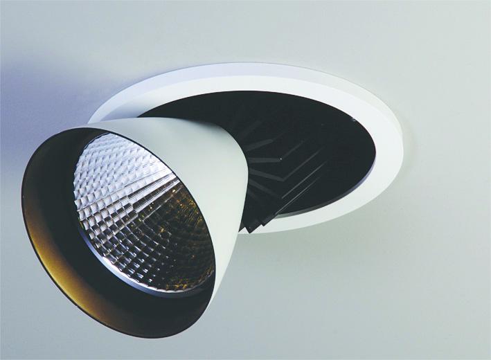 Pharox led pharox quartz 190 adjustable spotlight - Spotlight ontwerp ...